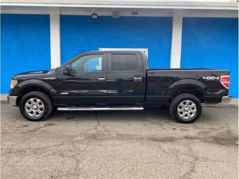 2013 Ford F-150 for sale at Khodas Cars in Gilroy CA