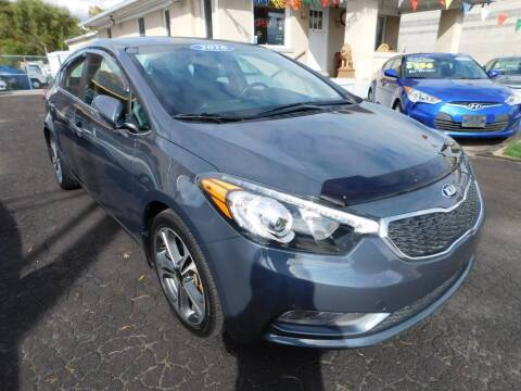 2016 Kia Forte for sale at Gold Star Auto Sales in Murry UT
