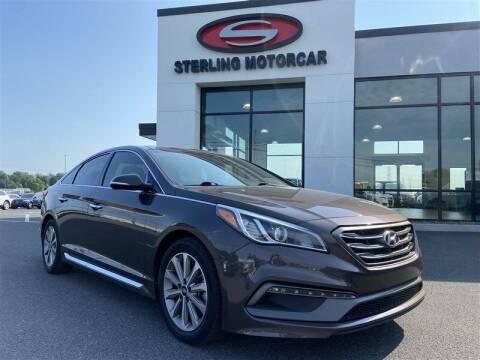 2016 Hyundai Sonata for sale at Sterling Motorcar in Ephrata PA