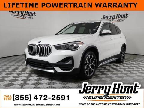 2020 BMW X1 for sale at Jerry Hunt Supercenter in Lexington NC