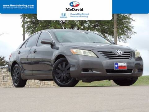 2009 Toyota Camry for sale at DAVID McDAVID HONDA OF IRVING in Irving TX