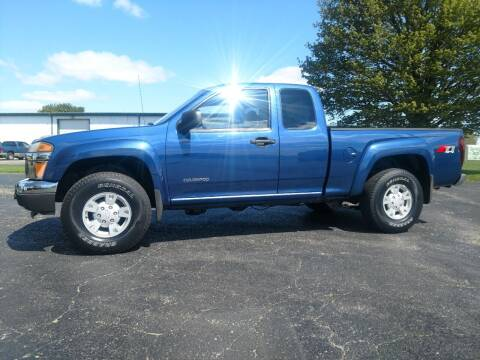 2005 Chevrolet Colorado for sale at McClain Auto Mall in Rochelle IL