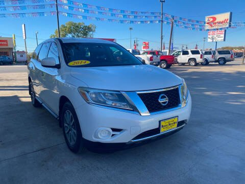 2014 Nissan Pathfinder for sale at Russell Smith Auto in Fort Worth TX