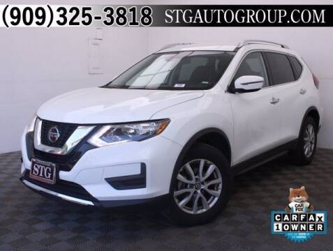 2019 Nissan Rogue for sale at STG Auto Group in Montclair CA