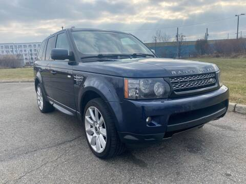 2013 Land Rover Range Rover Sport for sale at Pristine Auto Group in Bloomfield NJ