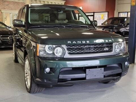 2011 Land Rover Range Rover Sport for sale at AW Auto & Truck Wholesalers  Inc. in Hasbrouck Heights NJ