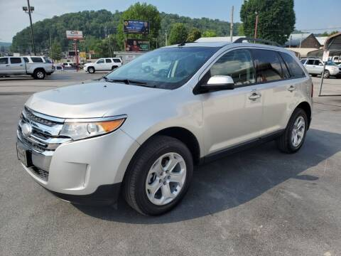 2013 Ford Edge for sale at MCMANUS AUTO SALES in Knoxville TN