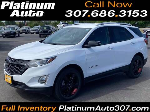 2020 Chevrolet Equinox for sale at Platinum Auto in Gillette WY