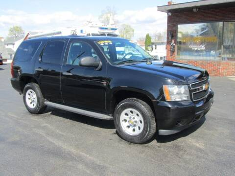 2012 Chevrolet Tahoe for sale at Key Motors in Mechanicville NY