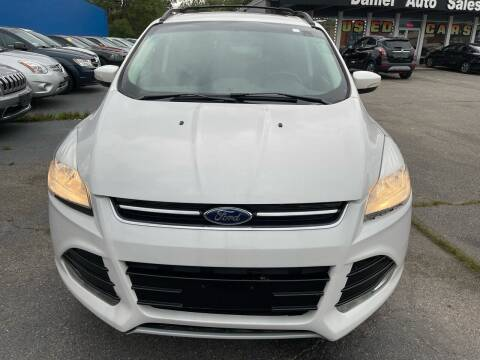 2013 Ford Escape for sale at Daniel Auto Sales inc in Clinton Township MI
