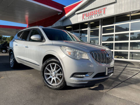 2014 Buick Enclave for sale at Furrst Class Cars LLC  - Independence Blvd. in Charlotte NC
