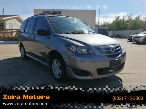 2005 Mazda MPV for sale at Zora Motors in Houston TX