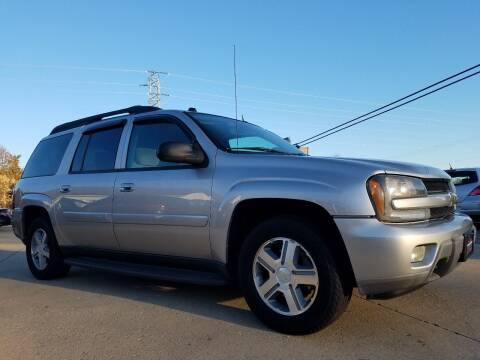 2005 Chevrolet TrailBlazer EXT for sale at CarNation Auto Group in Alliance OH
