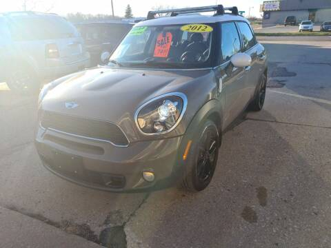 2012 MINI Cooper Countryman for sale at River Motors in Portage WI