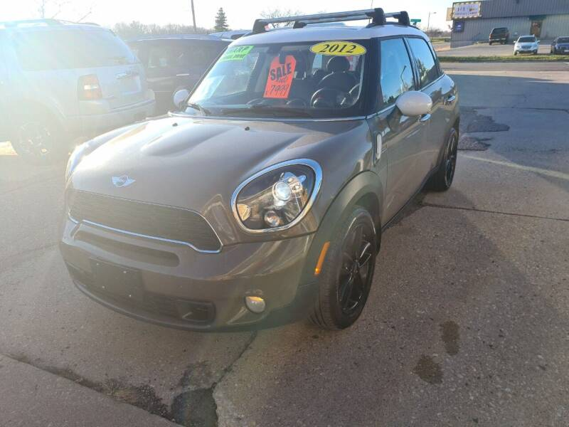 2012 MINI Cooper Countryman for sale at River Motors in Portage WI