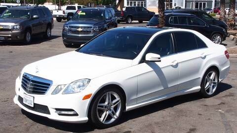 2012 Mercedes-Benz E-Class for sale at Okaidi Auto Sales in Sacramento CA