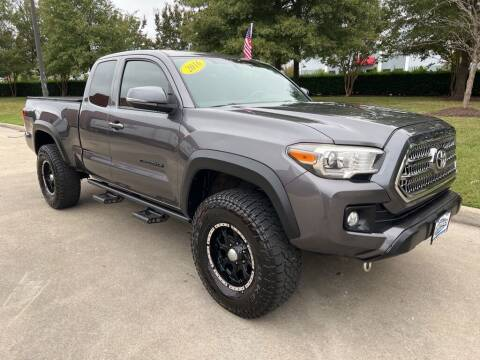 2016 Toyota Tacoma for sale at UNITED AUTO WHOLESALERS LLC in Portsmouth VA