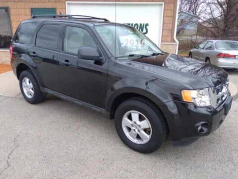 2011 Ford Escape for sale at Auto Solutions of Rockford in Rockford IL