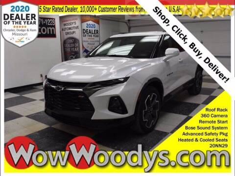2020 Chevrolet Blazer for sale at WOODY'S AUTOMOTIVE GROUP in Chillicothe MO