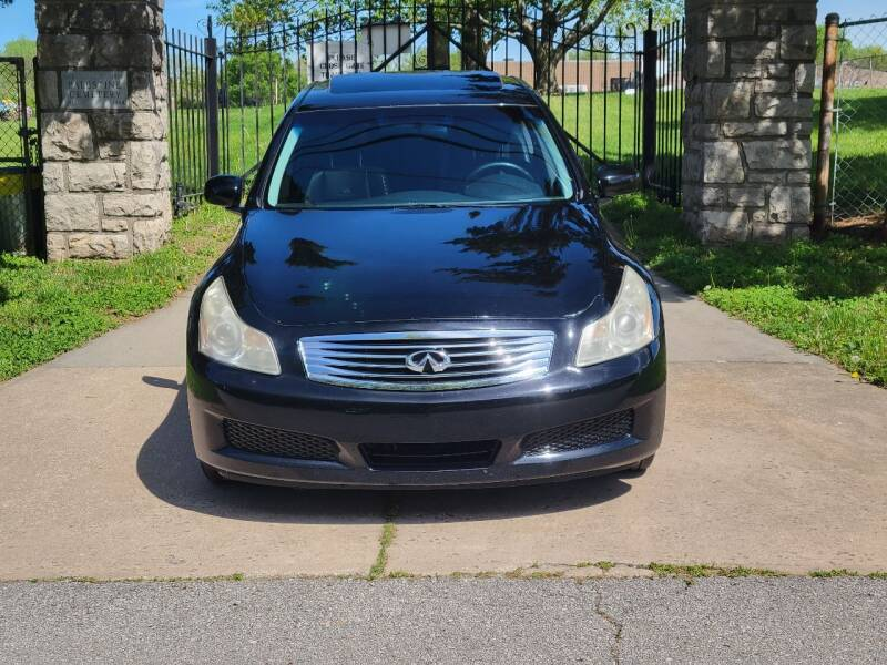 2007 Infiniti G35 for sale at Blue Ridge Auto Outlet in Kansas City MO