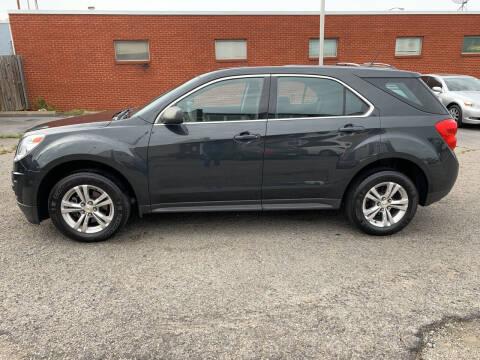 2014 Chevrolet Equinox for sale at A & R Motors in Richmond VA