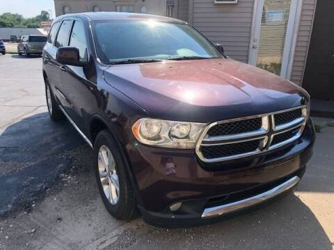 2012 Dodge Durango for sale at RT Auto Center in Quincy IL