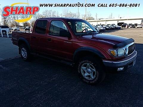 2001 Toyota Tacoma for sale at Sharp Automotive in Watertown SD