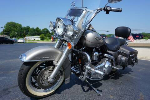2007 HARLEY FLHRC for sale at MyEzAutoBroker.com in Mount Vernon OH