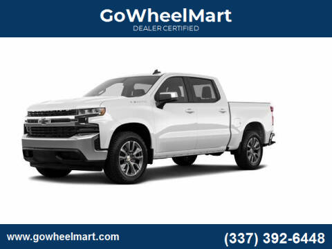 2020 Chevrolet Silverado 1500 for sale at GOWHEELMART in Leesville LA