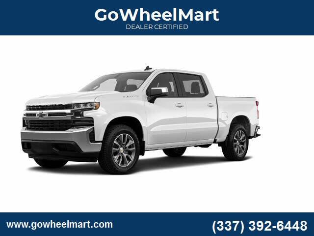 2020 Chevrolet Silverado 1500 for sale at GOWHEELMART in Leesville LA