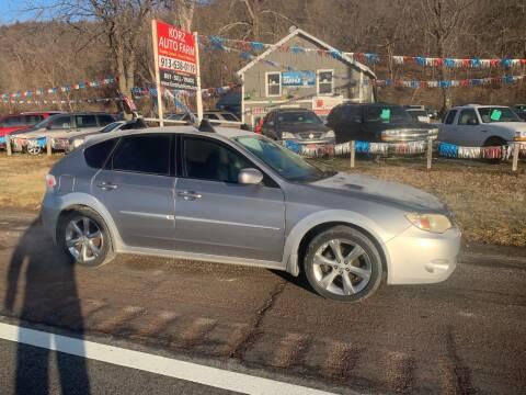 2008 Subaru Impreza for sale at Korz Auto Farm in Kansas City KS