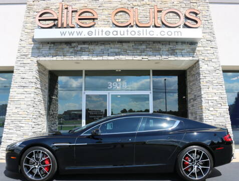 2017 Aston Martin Rapide S for sale at Elite Autos LLC in Jonesboro AR