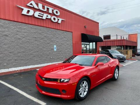 2015 Chevrolet Camaro for sale at Auto Depot of Madison in Madison TN