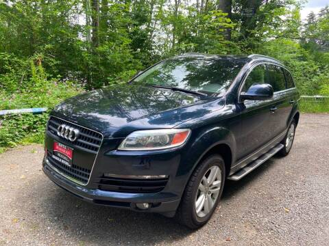 2008 Audi Q7 for sale at Maharaja Motors in Seattle WA