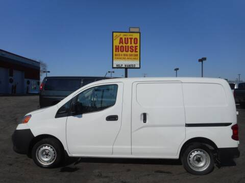 2017 Nissan NV200 for sale at AUTO HOUSE WAUKESHA in Waukesha WI