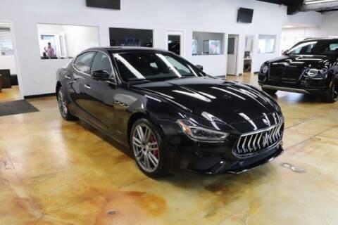 2018 Maserati Ghibli for sale at RPT SALES & LEASING in Orlando FL