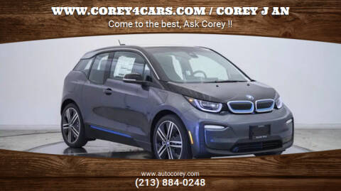 2020 BMW i3 for sale at WWW.COREY4CARS.COM / COREY J AN in Los Angeles CA