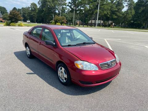 2008 Toyota Corolla for sale at Carprime Outlet LLC in Angier NC