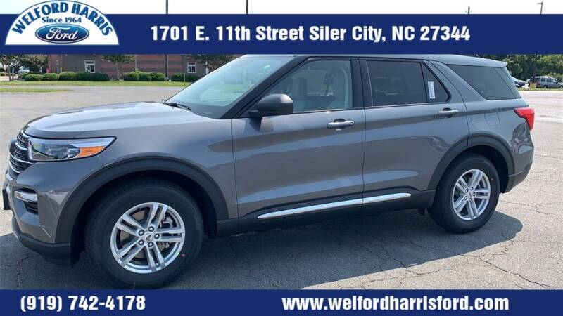 2021 Ford Explorer for sale in Siler City, NC
