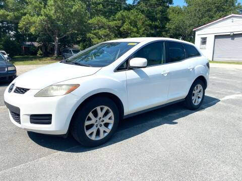 2007 Mazda CX-7 for sale at Tri State Auto Brokers LLC in Fuquay Varina NC