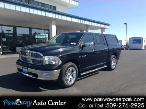 2009 Dodge Ram Pickup 1500 for sale at PARKWAY AUTO CENTER AND RV in Deer Park WA