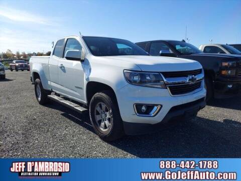 2015 Chevrolet Colorado for sale at Jeff D'Ambrosio Auto Group in Downingtown PA