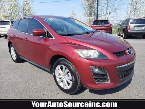 2010 Mazda CX-7 for sale at Your Auto Source in York PA