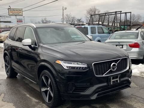 2016 Volvo XC90 for sale at MetroWest Auto Sales in Worcester MA