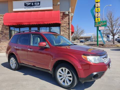 2013 Subaru Forester for sale at 719 Automotive Group in Colorado Springs CO