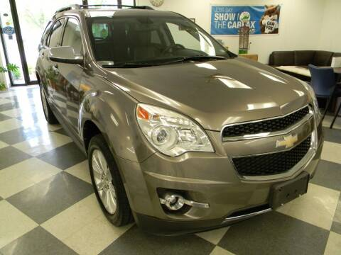 2010 Chevrolet Equinox for sale at Lindenwood Auto Center in Saint Louis MO