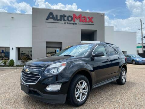 2016 Chevrolet Equinox for sale at AutoMax of Memphis in Memphis TN