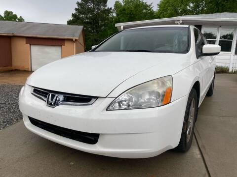2005 Honda Accord for sale at Efficiency Auto Buyers in Milton GA