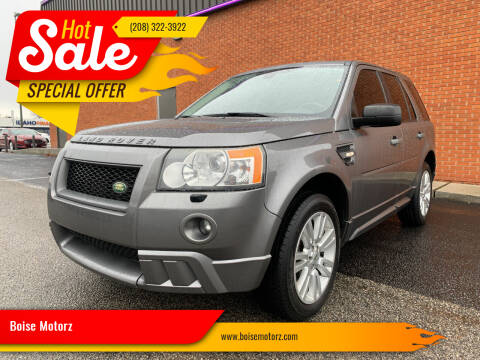 2009 Land Rover LR2 for sale at Boise Motorz in Boise ID