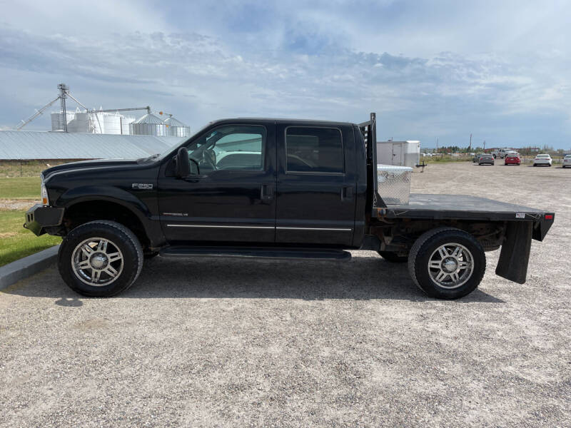 2000 Ford F-250 Super Duty for sale at GILES & JOHNSON AUTOMART in Idaho Falls ID